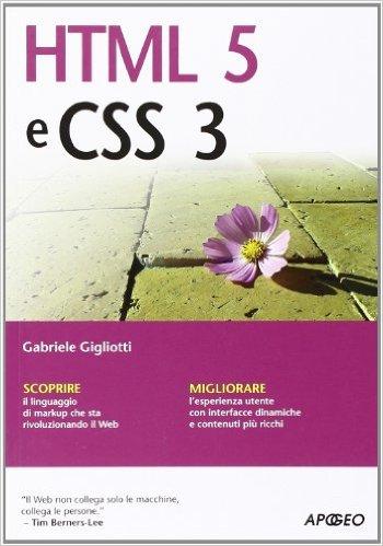 HTML 5 e CSS 3 ISBN 978-88-503-3011-9