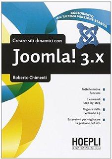 Creare siti dinamici con Joomla 3.X ISBN 978-88-203-5249-3