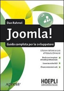 Joomla - Guida completa per lo sviluppatore ISBN 978-88-203-5917-1